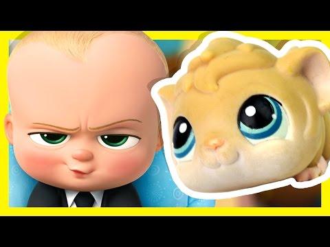 LPS: Boss Baby PARODY!