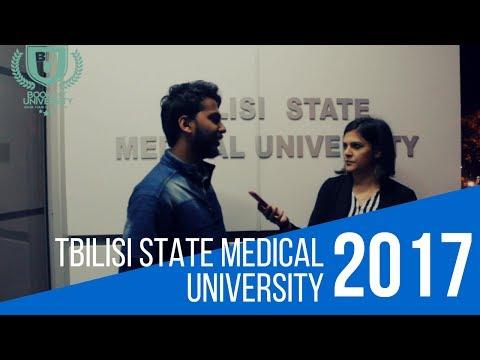 TBILISI STATE MEDICAL UNIVERSITY 2017