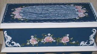 Curso Pinturas Decorativas em Madeira II - Policromias Barrocas - Cursos CPT