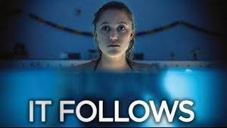 It Follows (2014) with Keir Gilchrist, Daniel Zovatto, Maika Monro Movie
