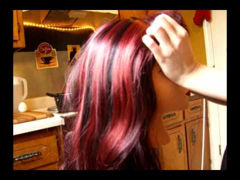 how to easily straighten a synthetic wig - YouTube 3202c97cd456
