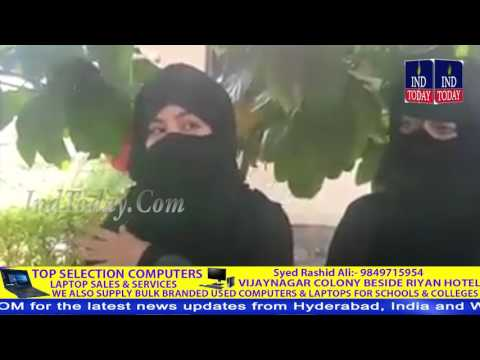 Girls Chased harassed by Boys in Hyderabad