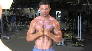 Male Fitness Modeling - Muscle & Fitness Photo Shoot