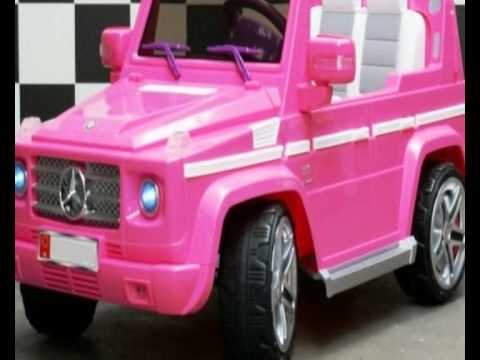 kinder elektroauto kinderauto mercedes benz g55 amg 12v 2. Black Bedroom Furniture Sets. Home Design Ideas
