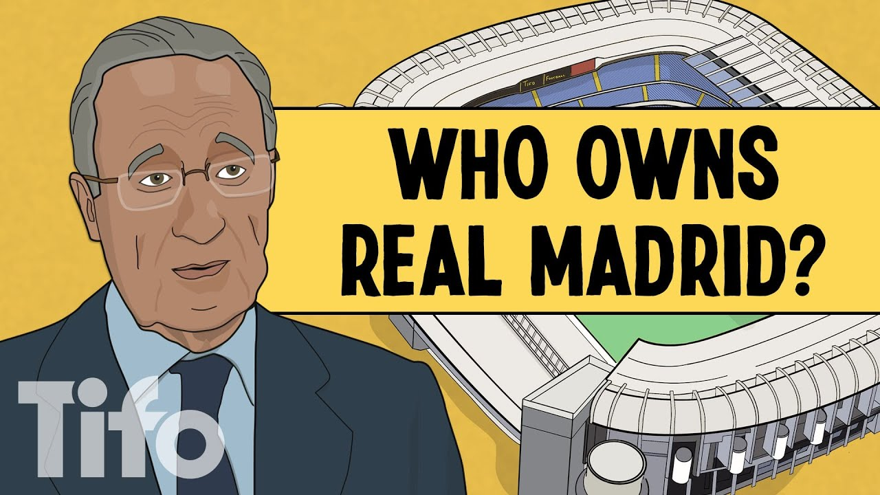 Who owns Real Madrid?