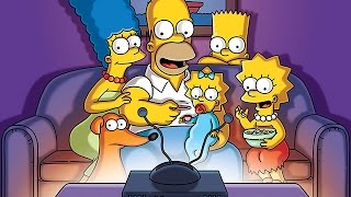 The Simpsons Episodes 24/7 - The Simpsons Cartoon Live 24 Hour