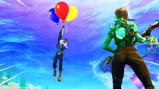 Fortnite v6.21 Patch Update | Balloons Trailer | Gifting