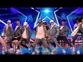 Empire Dance Crew Tributes Little Mix With Their Dance Routine | Audition 7 | Britain's Got Talent 2