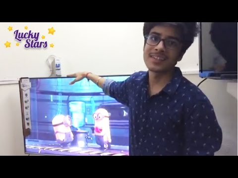 LuckyStars App Samsung Smart TV Winner  Jatin