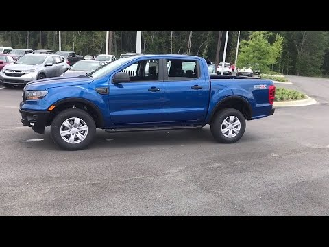 2019 Ford Ranger Statesboro, Metter, Augusta, Dublin, Claxton, GA SR9031