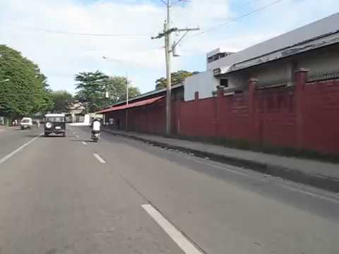 Zamboanga City R.T. Lim Boulevard (Left Lane)