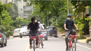 Jobike Ride with Honorable Mayor MD. Atiqul Islam   Jobike   A Ride that Saves You