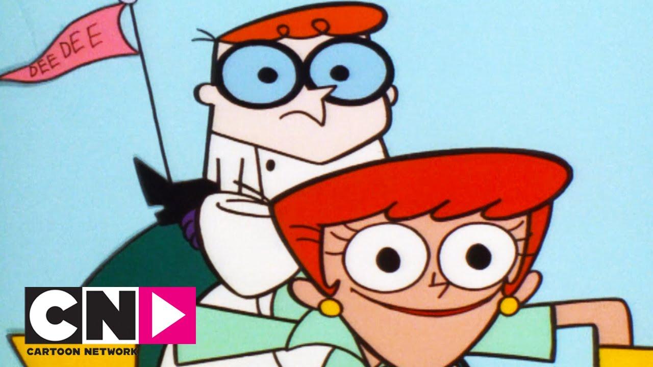 Dexter's Laboratory | Mother Clone | Cartoon Network - YouTube