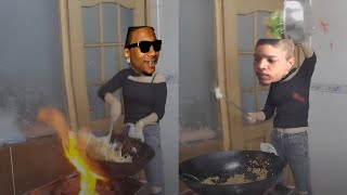 (#BASED) WHO IS THE TRIPLE OG OF COOKING MUSIC?? LIL B VS YUNG GOD