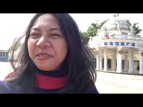 My holiday in Hong Kong, Shenzhen, and Macau