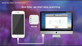 iPhone 6 Data Recovery Software for Mac