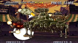 METAL SLUG COLLECTION PC PORTABLE FULL MEGA + GAMEPLAY