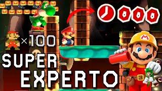 Un SPEEDRUN de +200 SEGUNDOS, SUPER INSANO Y PRECISO!