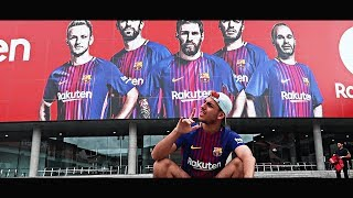 PARODIA (BARTOMEU) FC BARCELONA - BAD BUNNY SOY PEOR [Robert PG]