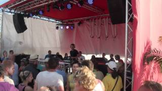 Kai Tracid Playing Emmanuel Top - Acid Phase @ Luminosity Beach Festival