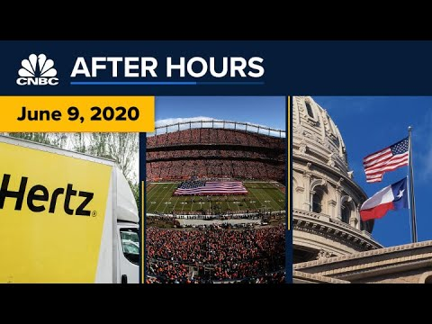 Why people are buying bankrupt stocks like Hertz | CNBC Afte