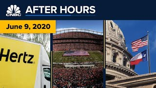Why People Are Buying Bankrupt Stocks Like Hertz | Cnbc After Hours
