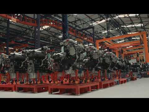 Perkins Engines Hosur Facility