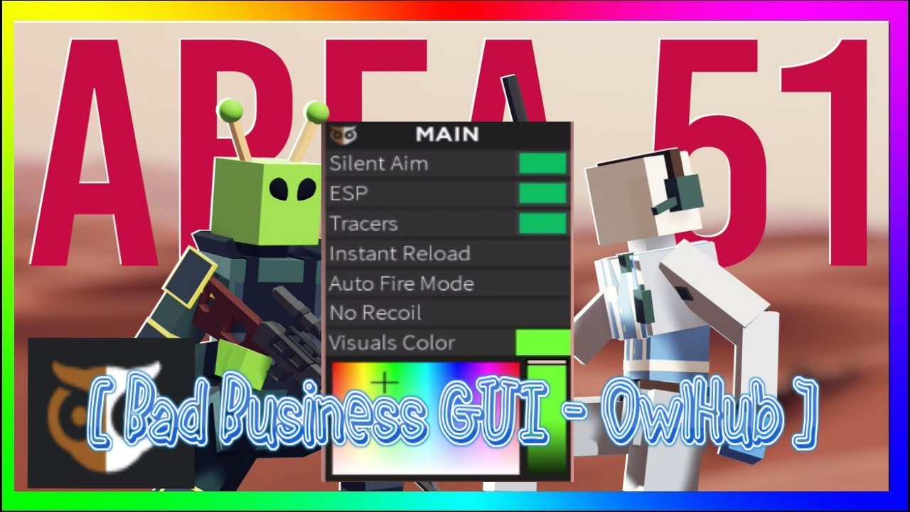 Bad Business Hack Script Roblox Aimbot Esp Silent Aim By