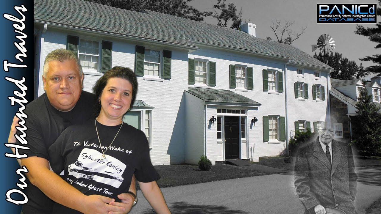 History of the Eisenhower National Historic Site | Our Haunted Travels by: Our Haunted Travels - PANICd