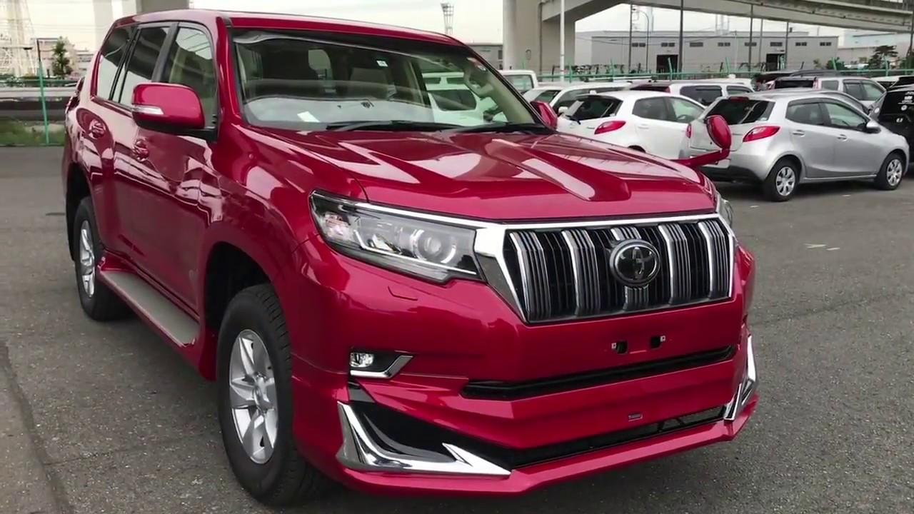 Toyota Land Cruiser Prado 2018 Youtube