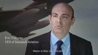 BR 03 RAFALE - Dassault Aviation CEO Eric Trappier Interview