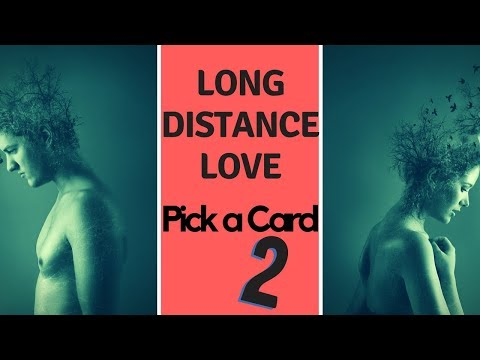 Long Distance Love Reading 🤞💘 Pick A Card (2/X)