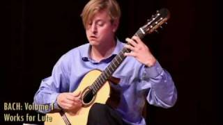 Jason Vieaux:  Bach BWV 995 Gigue