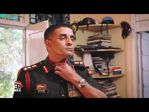 Colonel D.P.K. Pillay on Operation Hifazat | Indian Army