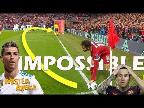 MUSTAHIL..!! 15 GOL AJAIB Yang Mungkin Ronaldo dan Messi Pun Tidak Bisa Melakukannya