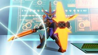 LBX: Little Battlers eXperience (3DS) - Acquiring Epsilon