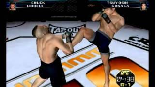 UFC Throwdown PC - Gameplay (Download Link)