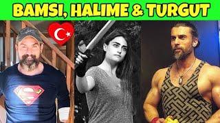 Dirilis Ertugrul Behind The Scenes Training | Turgut, Bamsi & Halime Real Life Fitness Routines
