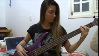 Dire Straits - Lady Writer Bass Cover