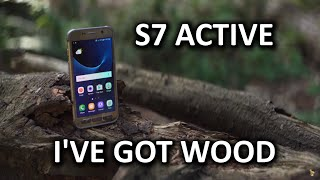 It's Ugly, but Awesome - Samsung Galaxy S7 Active Review