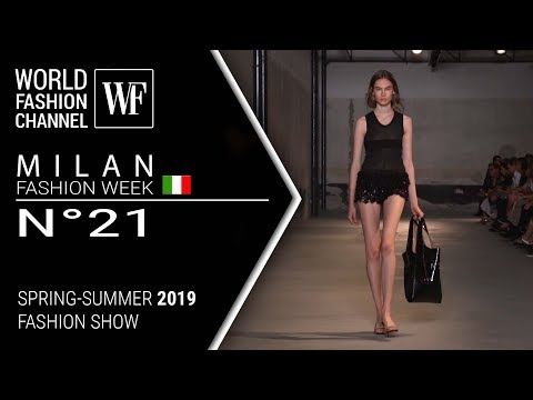 N°21 | SPRING-SUMMER 2019 MILAN FASHION WEEK