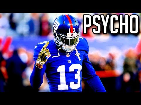 "Odell Beckham Jr. Mix - ""Psycho"" Ft. Post Malone"
