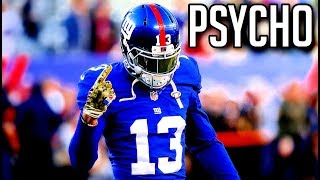 "Odell Beckham Jr. Mix - &quotPsycho"" Ft. Post Malone"