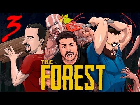 """The Forest cap. 3 """"Amistades peligrosas"""" Con Chincheto y Tonacho"""