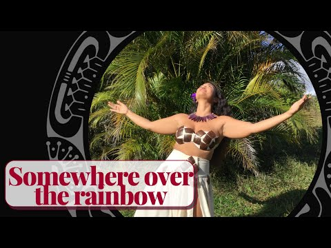 Mareva 2016  Somewhere over the rainbow Ori Tahiti