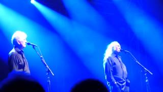 Crosby Stills & Nash - What Are Their Names?? - live Tollwood Munich München 2013-07-01