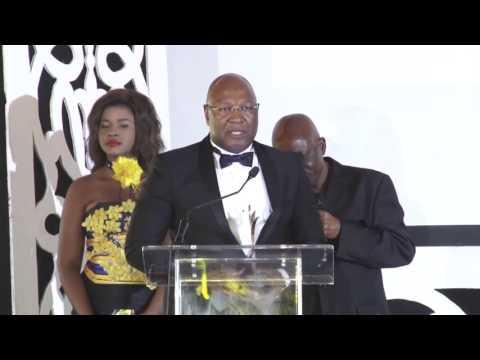 AFRICA ECONOMY BUILDERS AWARDS 2015 - Bartolomeu Dias Domingos