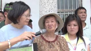 大埔居民說:我家在這裡,這裡不能過,你要我去哪裡....