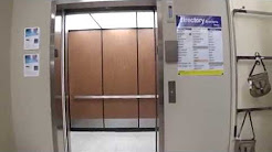 Westinghouse Hydraulic elevator at Sears in University Park Mall in Mishawaka, IN