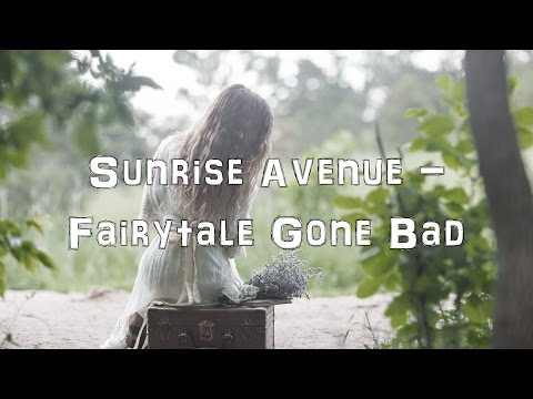 Sunrise Avenue - Fairytale Gone Bad [Acoustic Cover.Lyrics.Karaoke]
